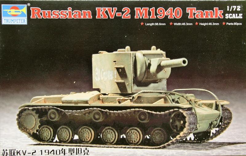 KV-2 von Trumpeter Img_3944