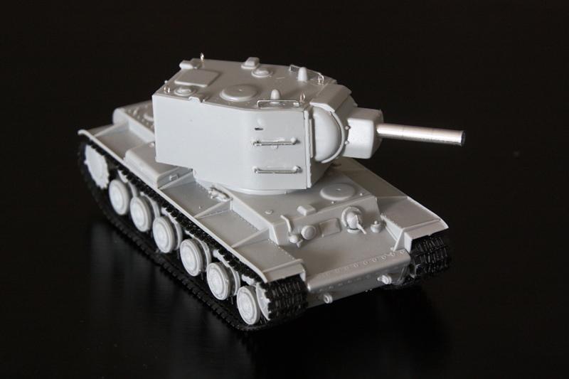 KV-2 von Trumpeter Fertig