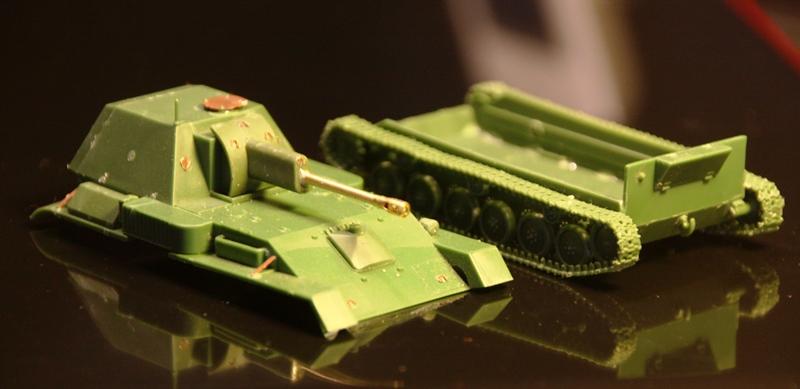 SU-76 von UM Img_4163