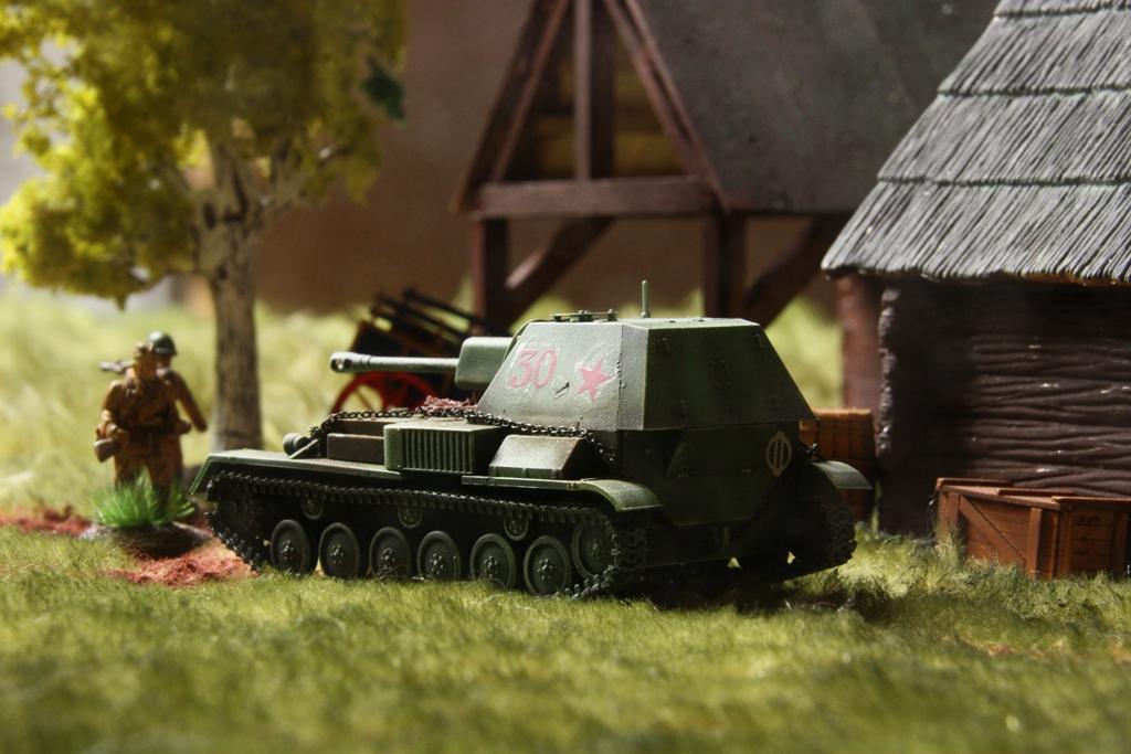 SU-76 von UM Img_4460