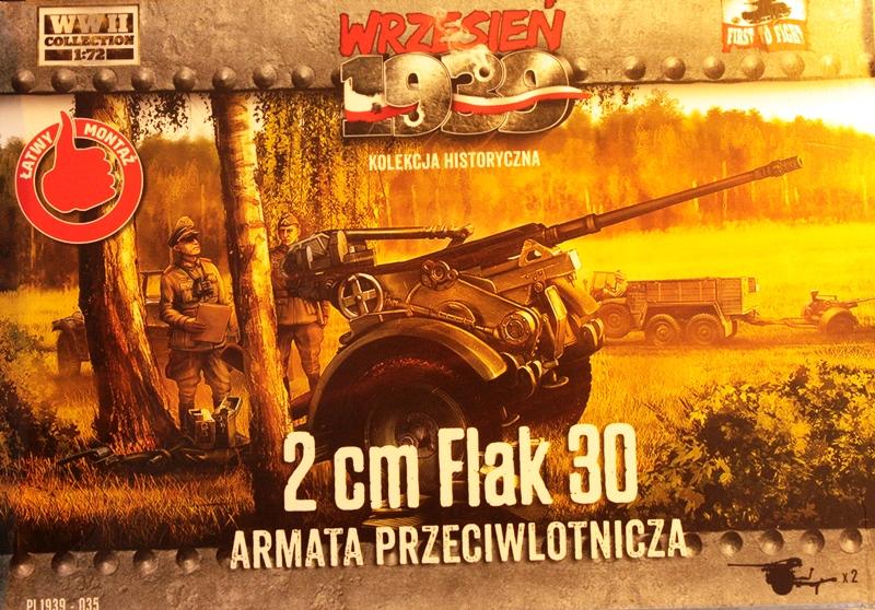 2cm Flak 30 von First to Fight Img_2703