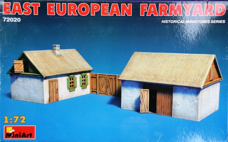 East European Farmyard von MiniArt Img_5167