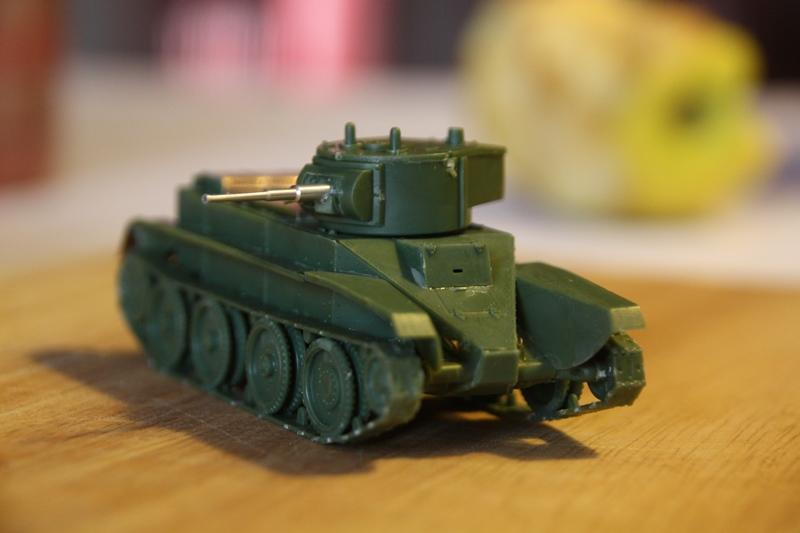BT-5 von UM Drei