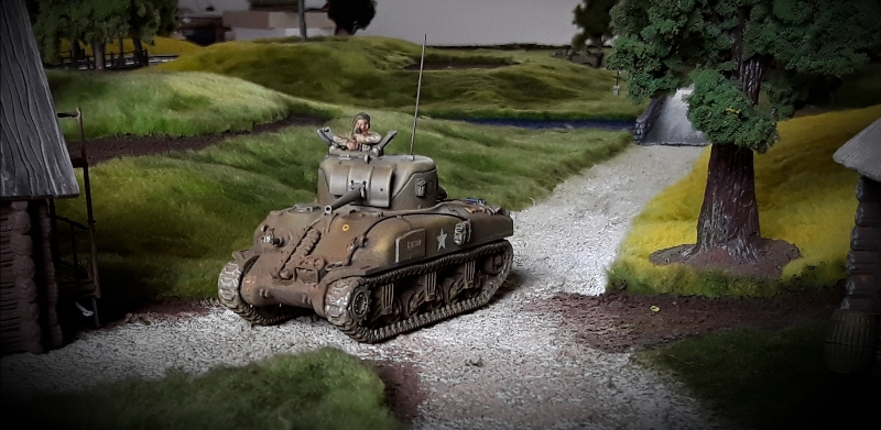 2nd Fife and Forfar Yeomanry by Qhorin M4a1fertig6