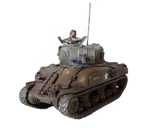 2nd Fife and Forfar Yeomanry by Qhorin M4a1sherman