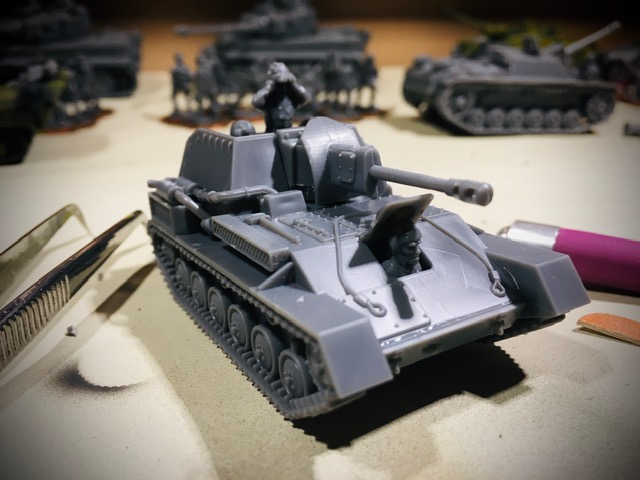 SU-76 self propelled gun von PSC Su76_01