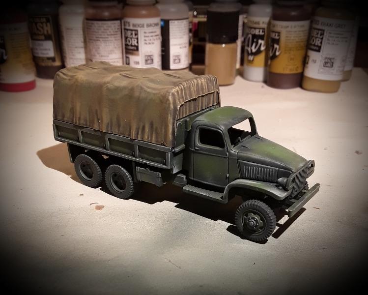 Rüstungsspirale #77 September 2020: Transportfahrzeuge Ustruck1