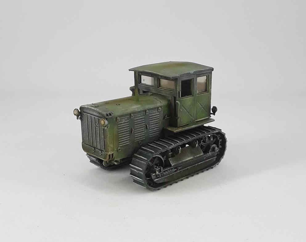 Beiträge Rüstungsspirale #77 September 2020: Transportfahrzeuge S65mit7