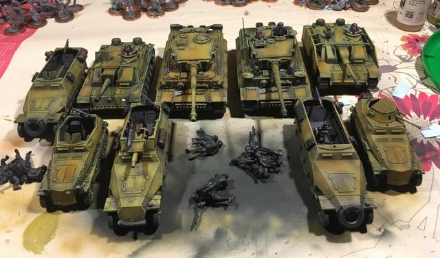Aufbau einer deutschen Armee Ueberblick3