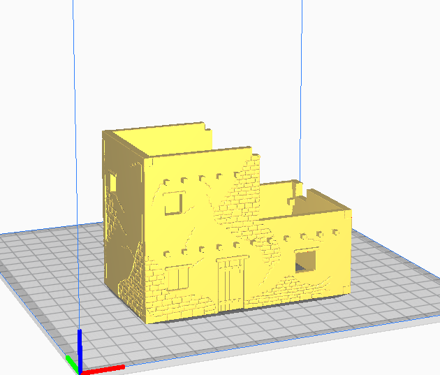 3D-Drucker Galerie by Qhorin - Seite 2 Arab1