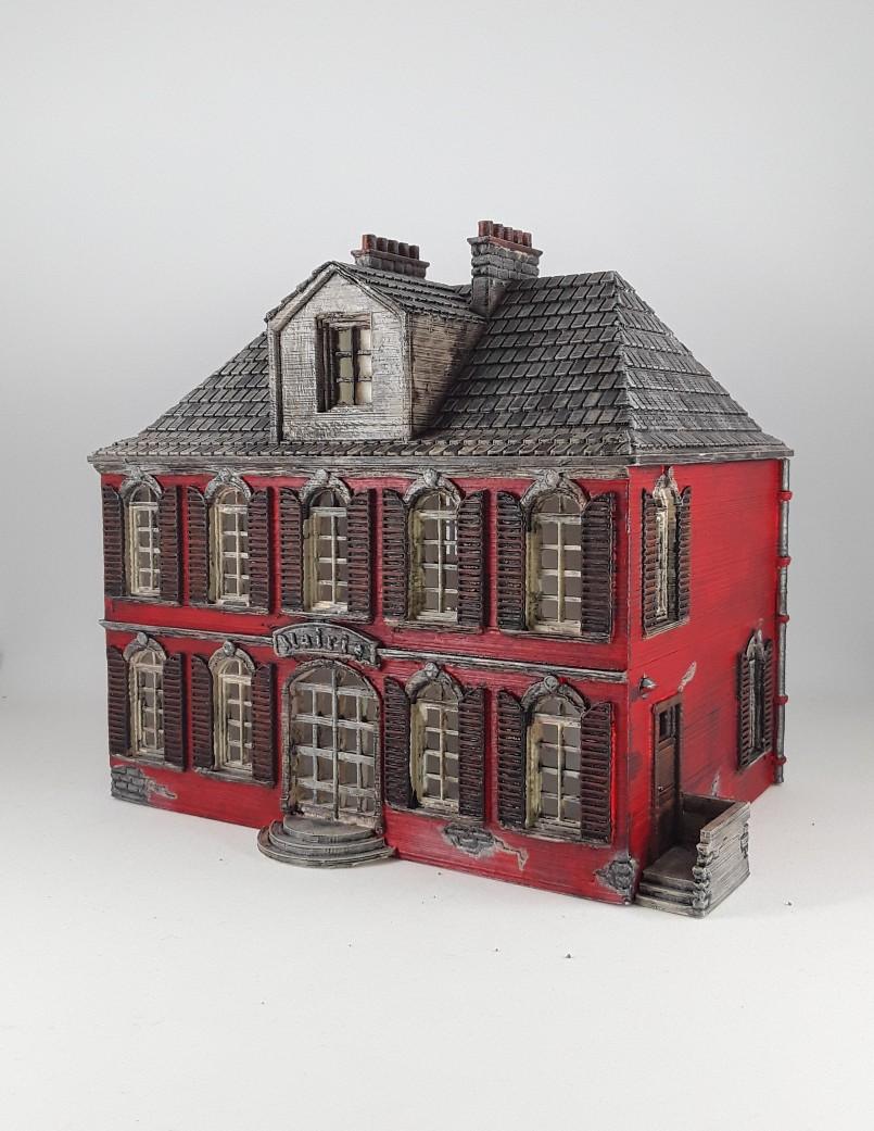 3D-Drucker Galerie by Qhorin - Seite 3 Norman05