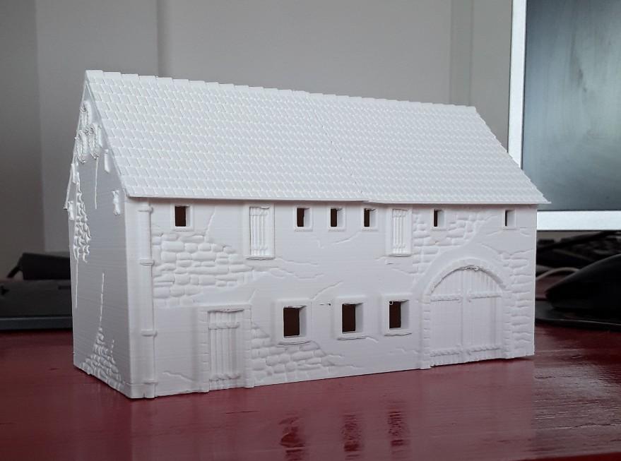 3D-Drucker Galerie by Qhorin - Seite 3 Norman07
