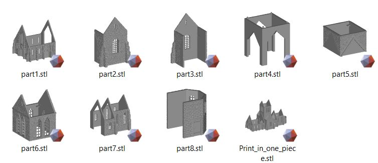 3D-Drucker Galerie by Qhorin - Seite 3 Norman13