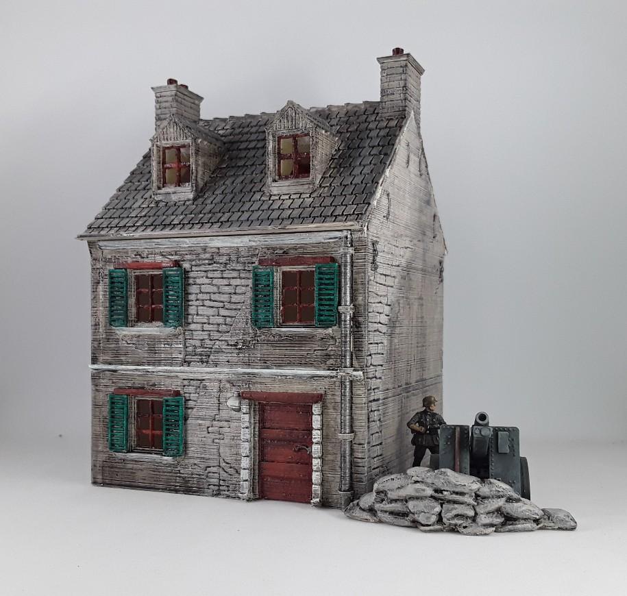 3D-Drucker Galerie by Qhorin - Seite 4 Norman18