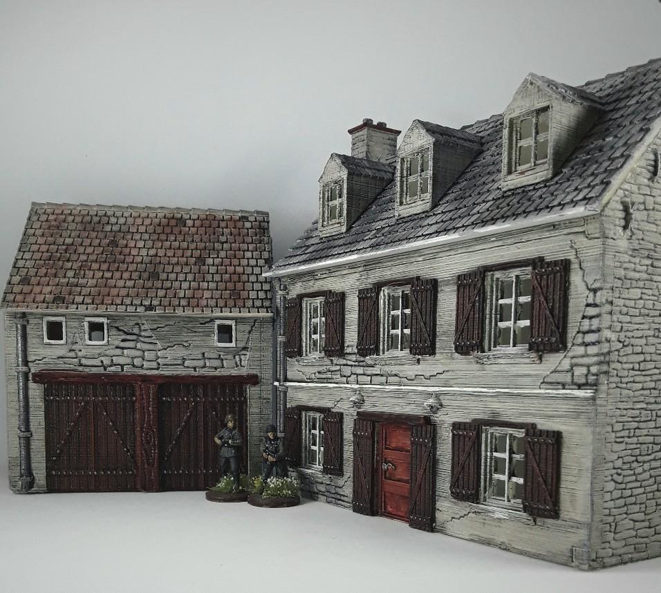 3D-Drucker Galerie by Qhorin - Seite 4 Norman31