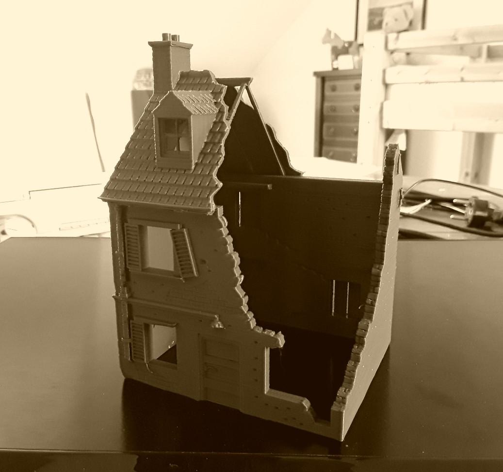 3D-Drucker Galerie by Qhorin - Seite 5 Norman34