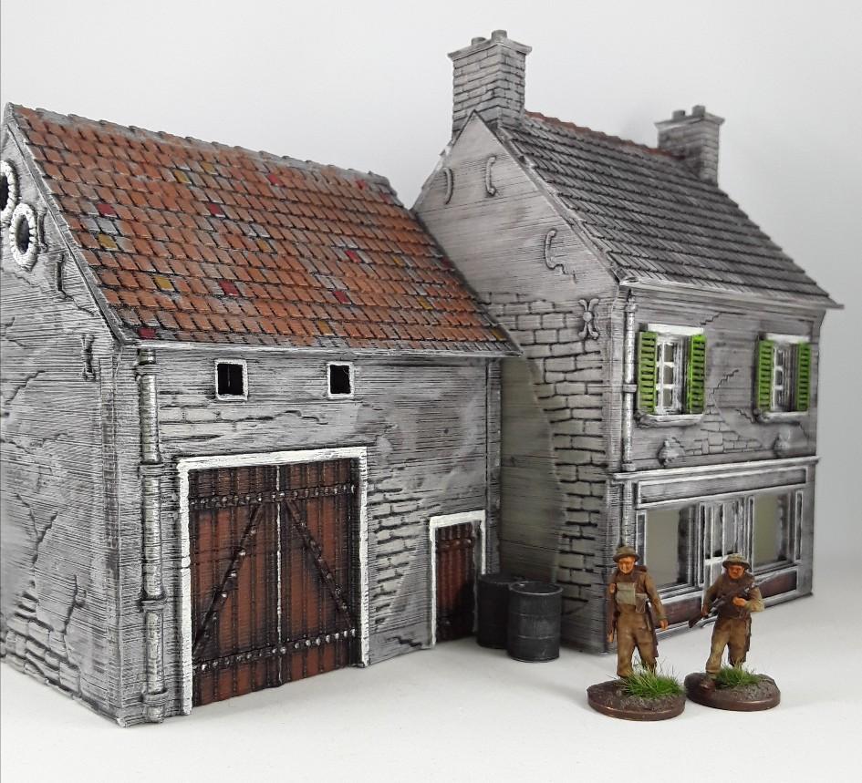 3D-Drucker Galerie by Qhorin - Seite 5 Norman37
