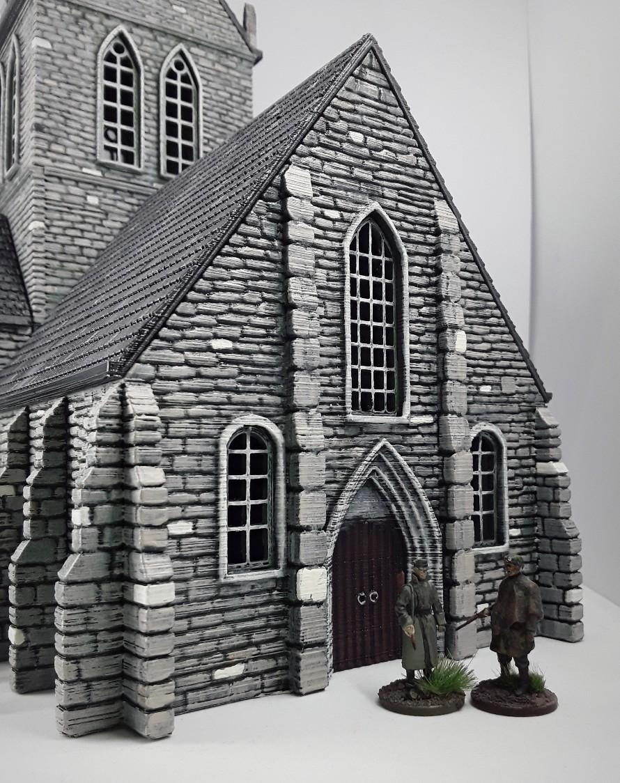 3D-Drucker Galerie by Qhorin - Seite 5 Norman42